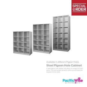 Steel Pigeon Hole Cabinet