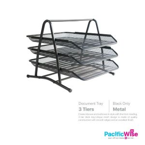 Document Tray Metal Basket