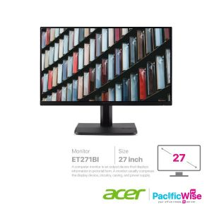 Acer Monitor 27 Inch (ET271BI)