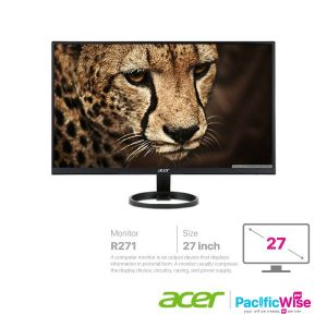 Acer Monitor 27 Inch (R271)