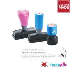 AE Self-Inking Stamp (Custom Made)