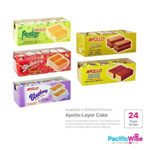 Apollo Layer Cake (18g x 24packs)