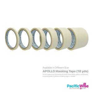 Apollo Masking Tape (18yds)