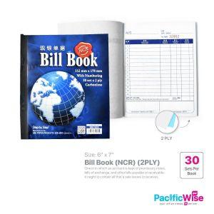 Bill Book 6 x 7 (NCR) (2PLY x 30set)