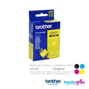 Brother Ink Cartridge LC47 (Original)