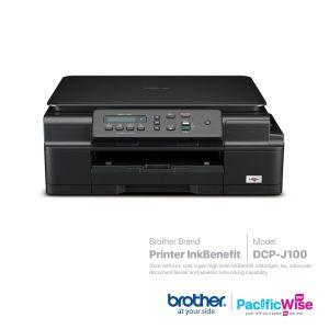 Brother Inkjet Printer DCP-J100 InkBenefit