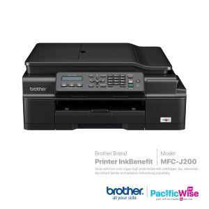 Brother Inkjet Printer MFC-J200 InkBenefit
