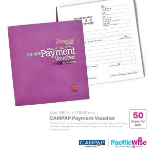 CAMPAP Payment Voucher