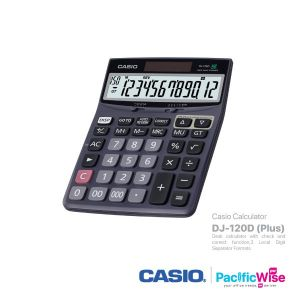Casio Calculator DJ-120D (Plus)
