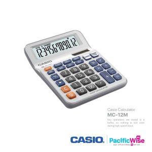 Casio Calculator MC-12M
