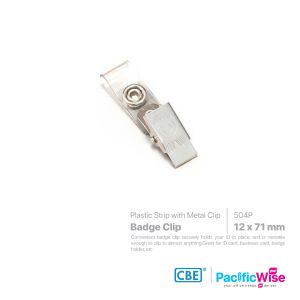 Badge Clip 504P With Strong Clip