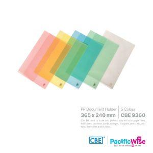 CBE Pocket File PP