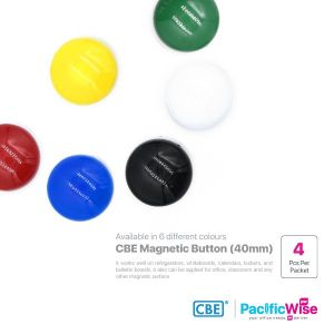 CBE Magnetic Button 40mm