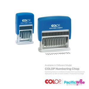 Colop Numbering Chop