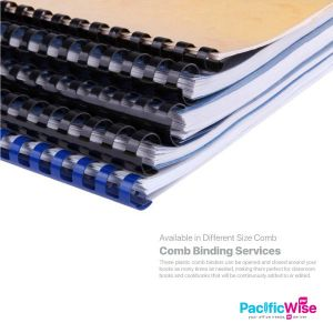 Comb Binding Services