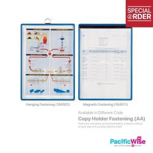 Copy Holder Fastening (A4)