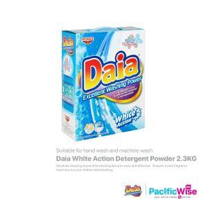 Daia White Action (2.3kg)