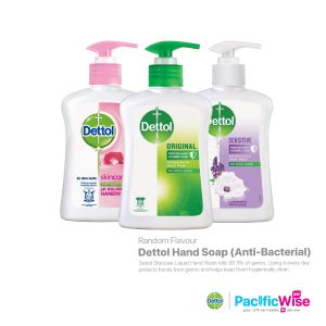 Dettol Hand Soap (Anti-Bacterial) 250ml