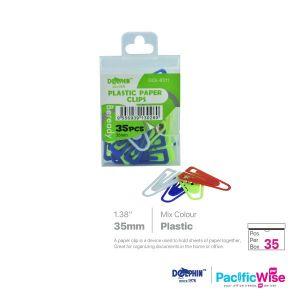 Dolphin Plastic Paper Clip