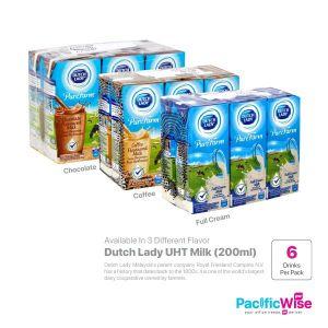 Dutch Lady UHT Milk (200ml)