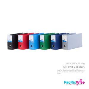 PVC Voucher File 75MM