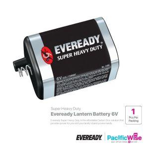 Eveready Battery 6V (Super Heavy Duty)