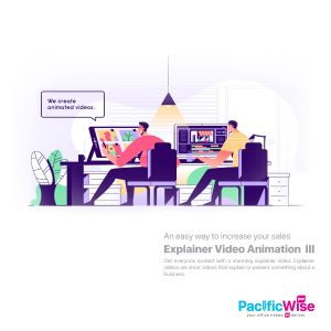 Explainer Video Animation III