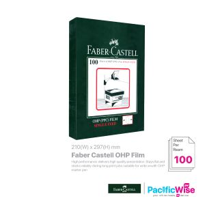 Faber Castell OHP Film (100's)