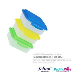 Felton Food Container (3 in 1) (FEB 482)