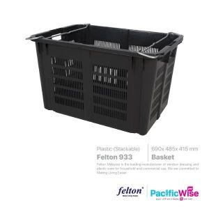 Felton Industrial Stackable Basket (933)