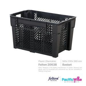 Felton Industrial Stackable Basket (2063B)