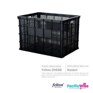 Felton Industrial Stackable Basket (2068B)