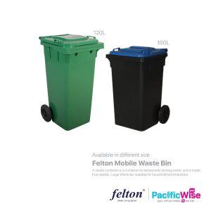 Felton Mobile Waste Bin