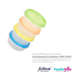 Felton Round Food Container (4 in 1) (FRC 400)