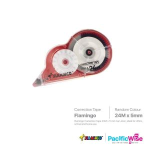 Flamingo Correction Tape 5MM X 24M (FLAM-412)
