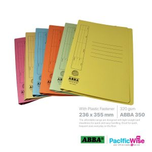 ABBA Flat File 350 with Plastic Fastener