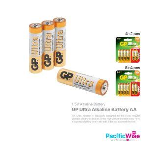 GP Alkaline Battery AA