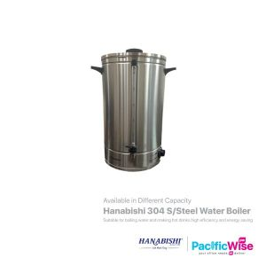 Hanabishi 304 Stainless Steel Water Boiler
