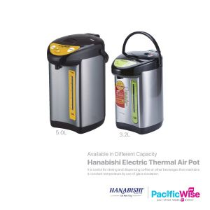 Hanabishi Electric Thermal Air Pot