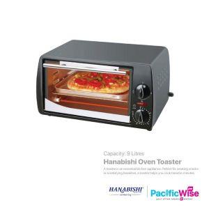 Hanabishi Oven Toaster (9L)
