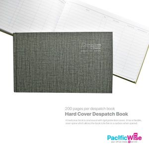 Hard Cover Despatch Book