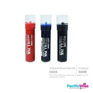 Hata Whiteboard Marker Refill Ink 500R
