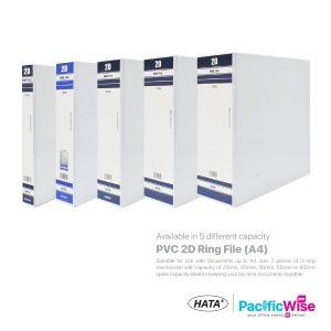 Hata 2D Ring File PVC