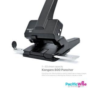 Kangaro Puncher DP-800 (1~63 Sheets)