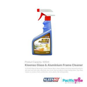 Kleenso Anti-Dust Glass & A/Frame  Cleaner (500ml)