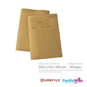 Minute File (Kraft Paper File)