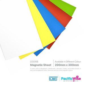 CBE Magnetic Sheet