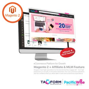 Tagform - Magento 2 + Affiliate & MLM Feature
