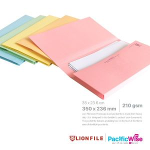 Manila Pocket File