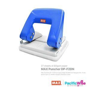 Max Puncher DP-F2DN (1~27 Sheets)